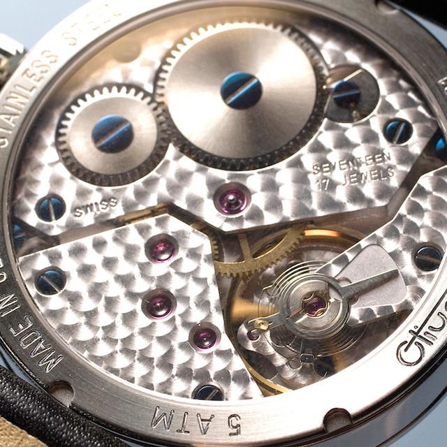 Otium Trigulateur Regulator Watch_3