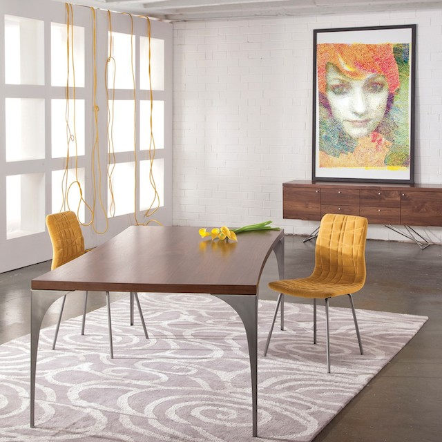 Saloom Grace Concave Dining Table_1