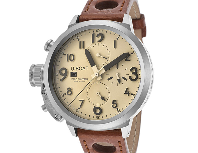 Best Deals: U-Boat Watches, Tod's Shoes, DiLascia T-Shirts & More, Chadburry Dress Shirts, Rochambeau, Religion, Sorial Handbags, Only Hearts Intimates & Sleepwear, diego dalla palma, Alisa Michelle Jewelry, STEVEN by Steve Madden & More Footwear, Seiko Watches, Armani Exchange Sunglasses, Bulgari Jewelry, Anne de Solène, The Master Bathroom at MYHABIT