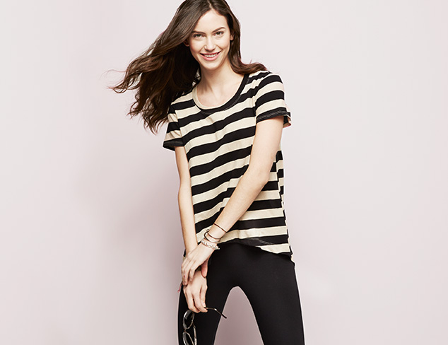 Up to 75% Off: Tees feat. American Vintage at MYHABIT
