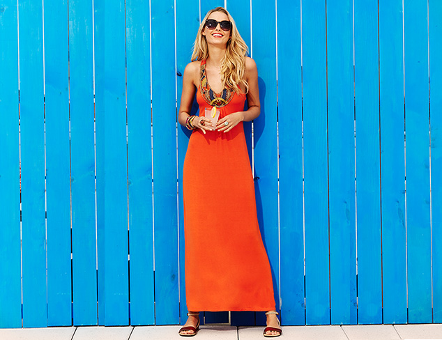 Up to 85 Off Maxi Dresses at MYHABIT