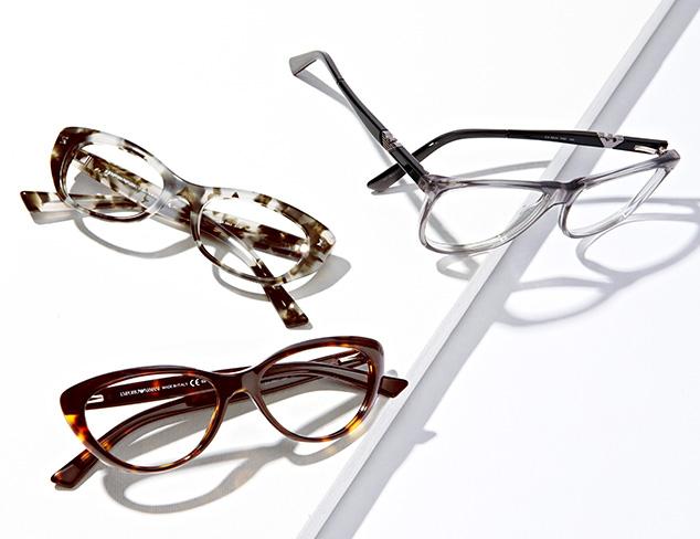 World of Armani Eyewear at MYHABIT