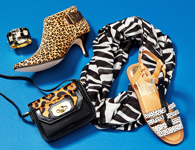 Animal Instinct: Shoes, Bags & More at MYHABIT
