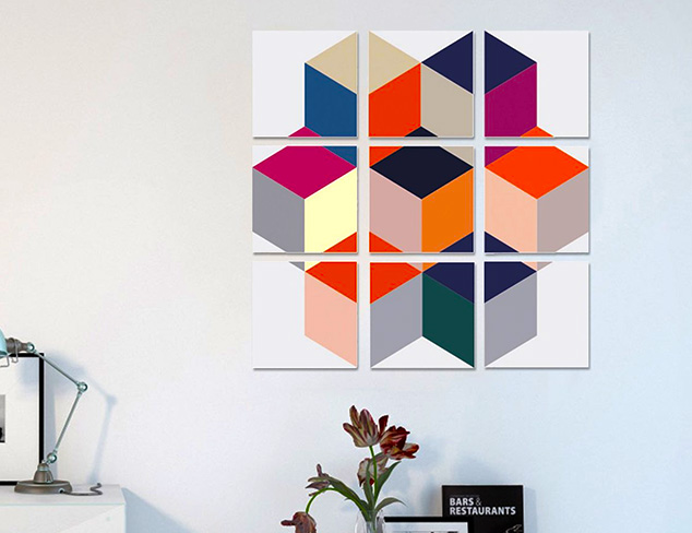 Art for Every Room at MYHABIT