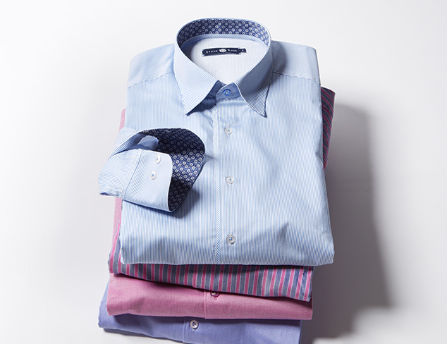 Classic Casual Shirts feat. Stone Rose at MYHABIT