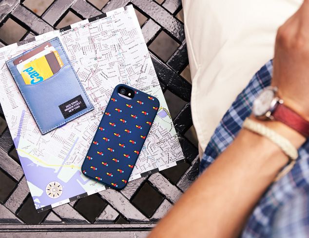 Colorful Details: Bags, Watches, Cufflinks & More at MYHABIT