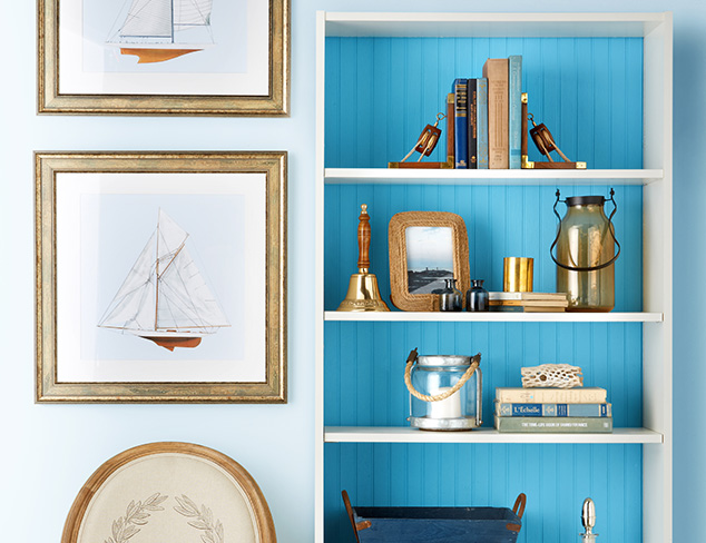 Décor Inspired by the Sea at MYHABIT