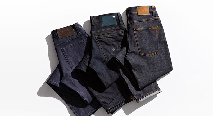 Denim & Pants: Up to 80% Off at Gilt
