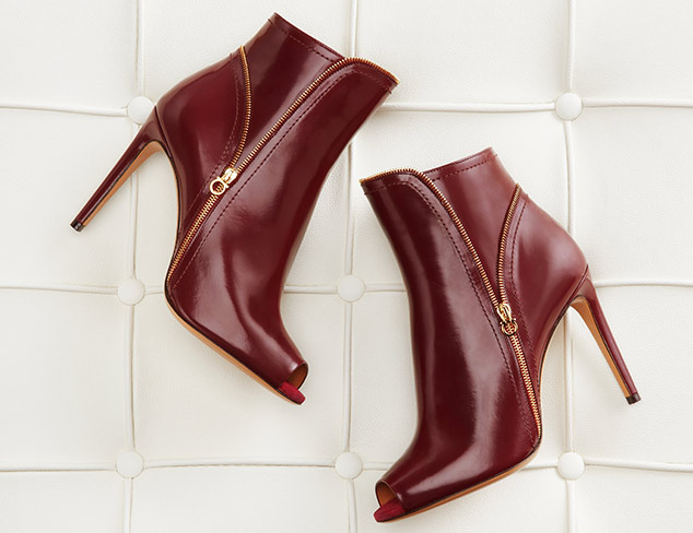 Designer Booties at MYHABIT