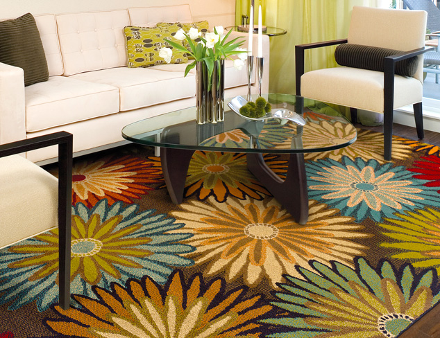 Easy Care Rugs at MYHABIT