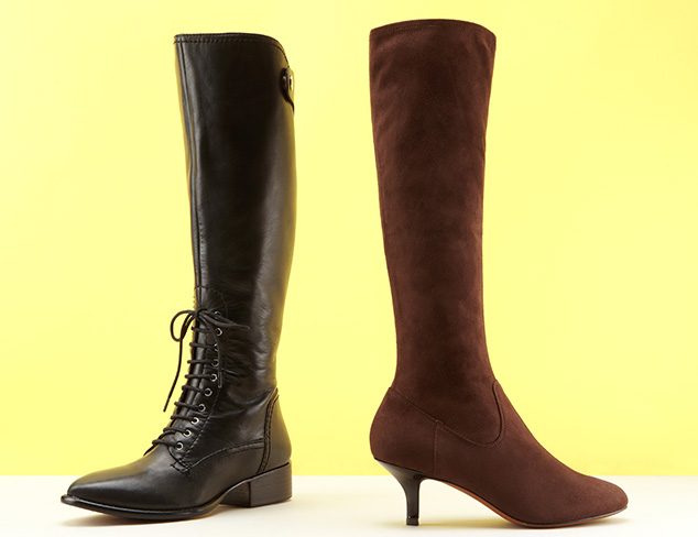 Fall Preview: Boots & Booties at MYHABIT