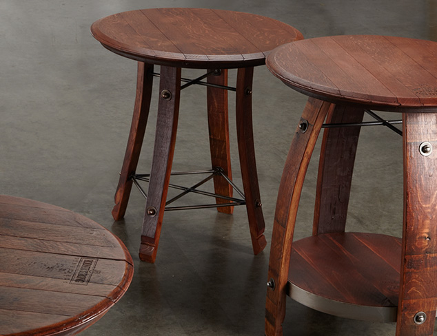 Go with the Grain: Natural Wood Furniture at MYHABIT