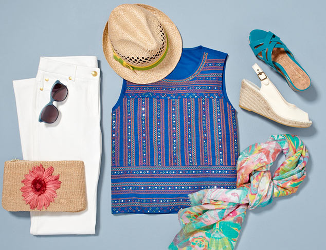 Labor Day Escape: To the Beach at MYHABIT