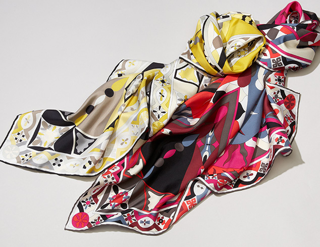 New Markdowns: Pucci Scarves at MYHABIT