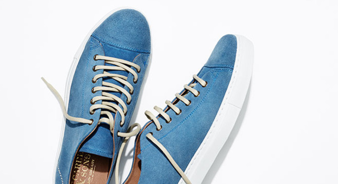 Statement Sneakers at Gilt