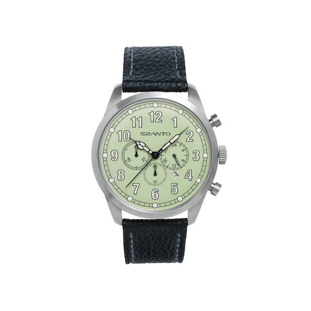 Szanto 2003 Classic Vintage Inspired Watch