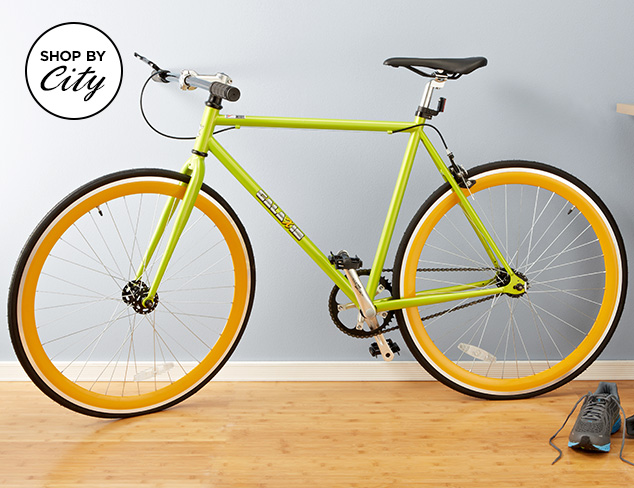 The Green Commute: Bicycles at MYHABIT