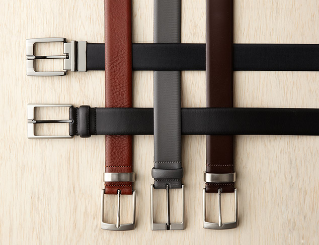 Up to 70% Off: Belts at MYHABIT