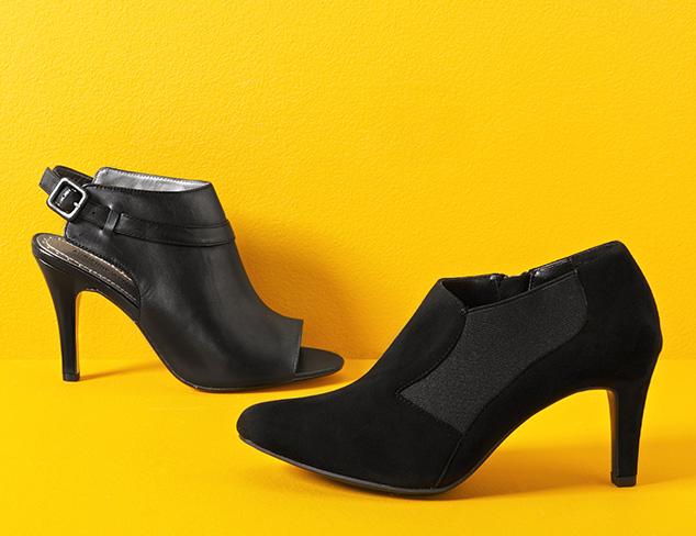 Wear Now: Booties at MYHABIT