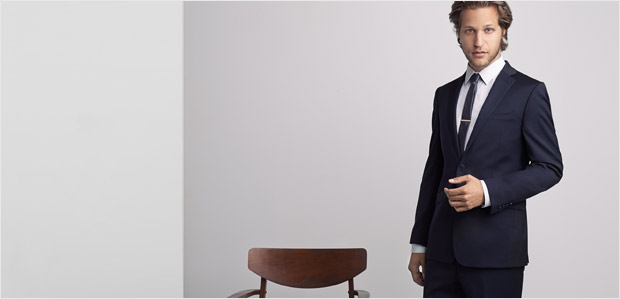 We're Clearing Them Out: Men's Tailored Steals at Rue La La