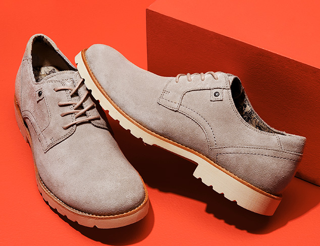 Work to Weekend: Loafers & Lace-ups at MYHABIT