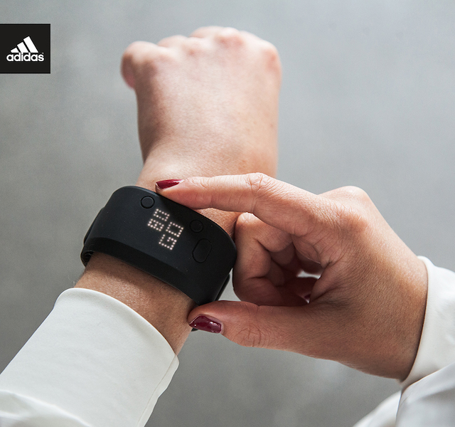 adidas miCoach FIT SMART – Unleash Your Best