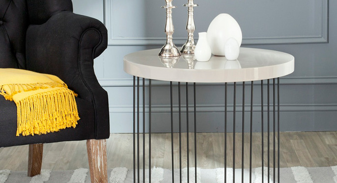 Accent Tables Under $200 at Gilt