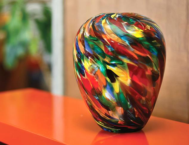 Art Glass: Vases, Bowls & More at MYHABIT