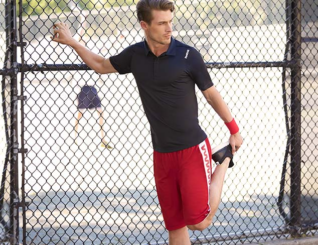 Athletic Shorts, Shirts & More feat. Reebok at MYHABIT