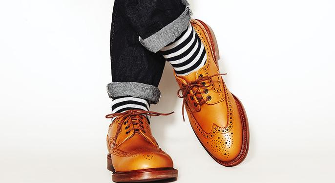 Brogue Boots & Shoes at Gilt