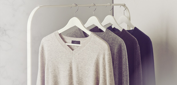 C3 Cashmere Men's Sweaters at Rue La La