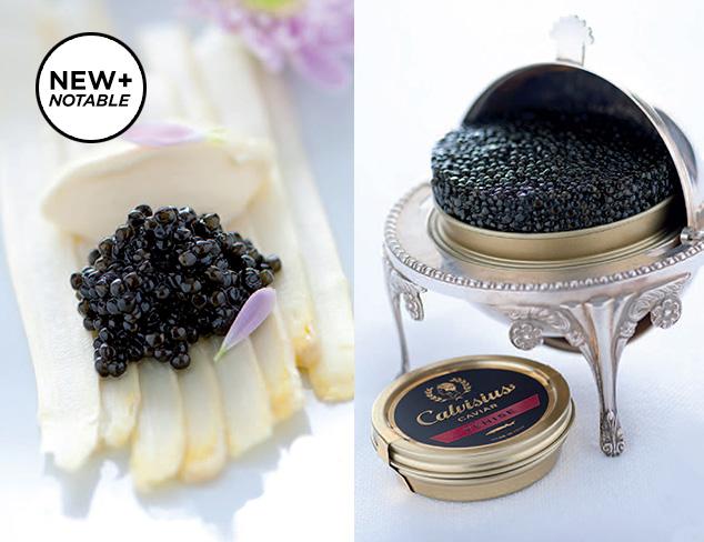 Calvisius: Exquisite Italian Caviar at MYHABIT
