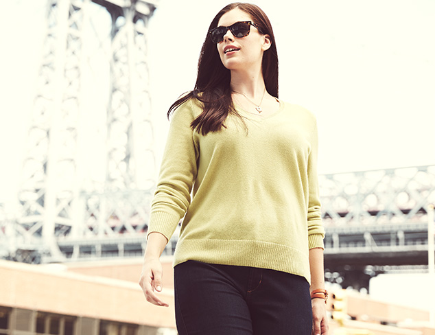 Cashmere Sweaters by Cashmere Addiction at MYHABIT