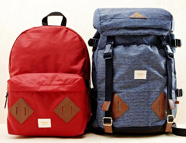 Casual Carryalls: Backpacks & Totes at MYHABIT