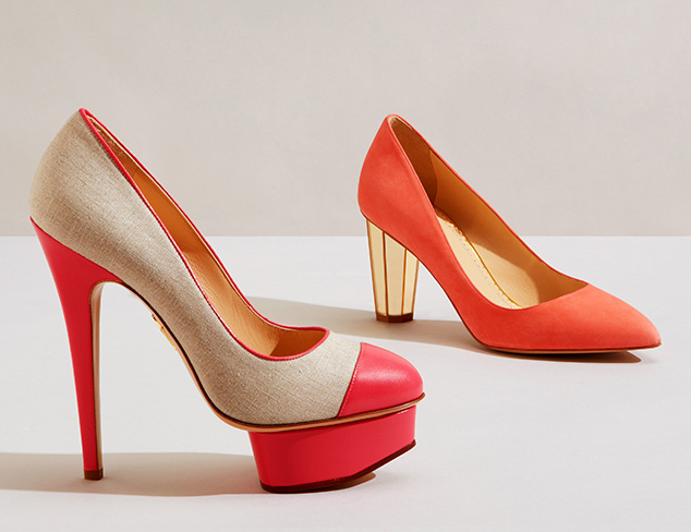 Charlotte Olympia at MYHABIT