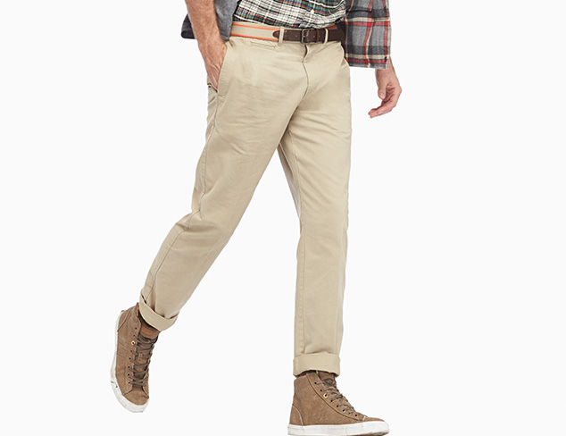 Chinos for the Office & Beyond at MYHABIT