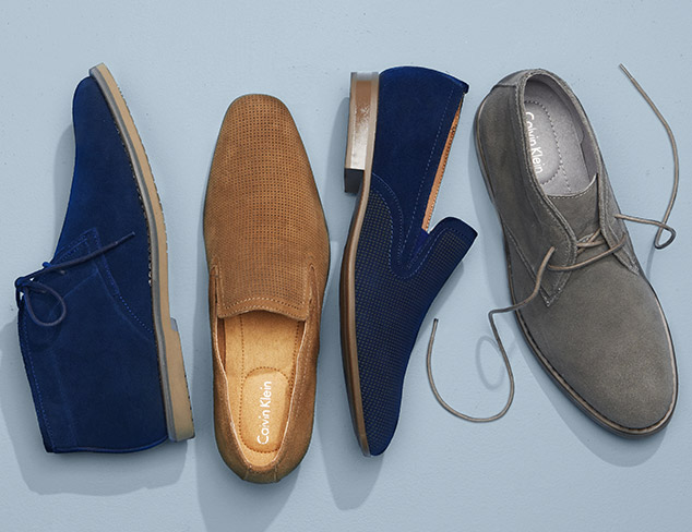 Closet Refresh: Suede Shoes & Boots at MYHABIT