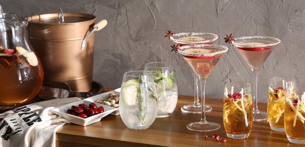 Cocktails with Rue Magazine: Apple-Season Edition at Rue La La