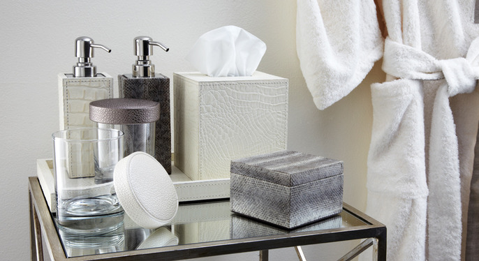 Complete Your Bath: Accessories & More at Gilt