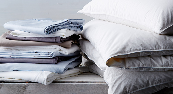 Complete Your Bed: Bedding & Down at Gilt