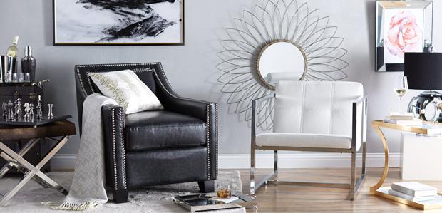 Decor for Her & Him: Combine Your Home Styles at Rue La La