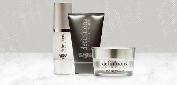 Definitions Skincare at Rue La La