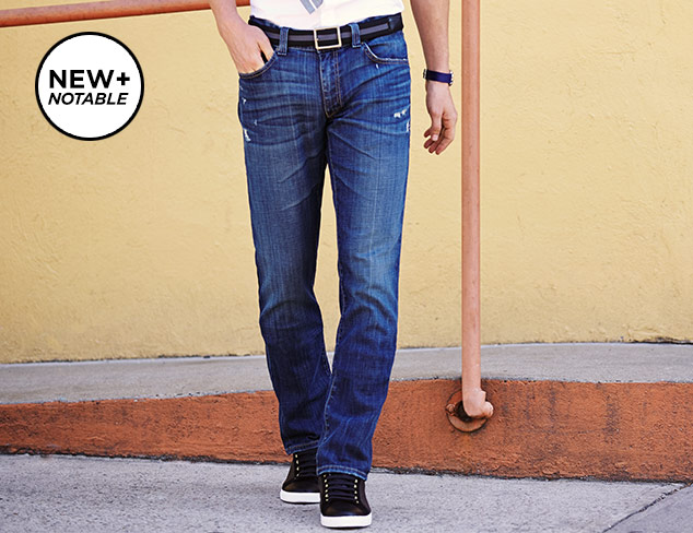 Denim: Featuring Fidelity & more at MYHABIT