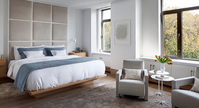 Design Redux: Master Bedroom & Bath at Gilt