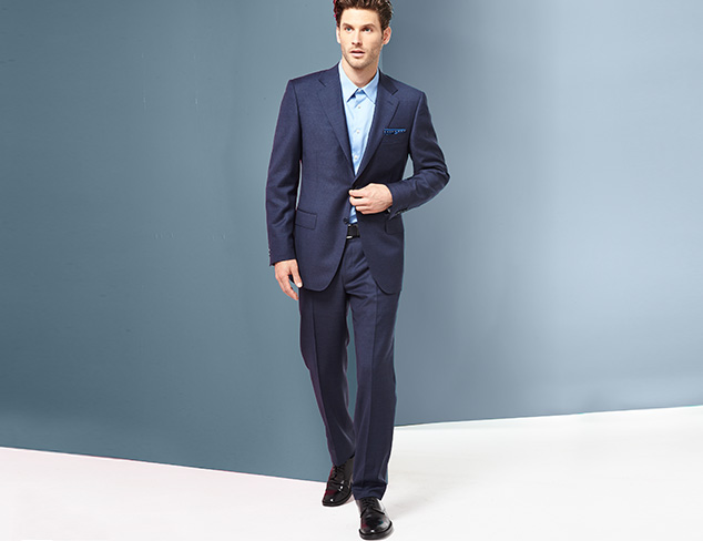 Designer Suiting: Brioni, Canali & More at MYHABIT