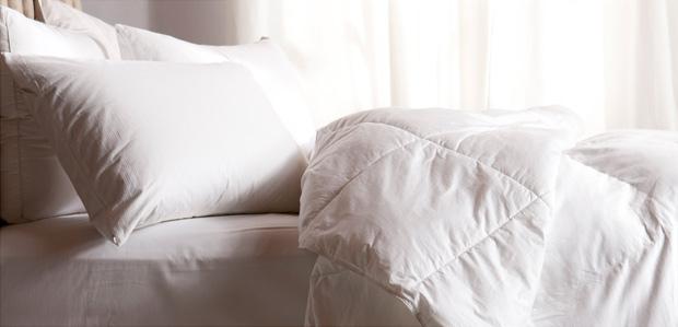 Down Alternative & Memory Foam: Make the Bed at Rue La La