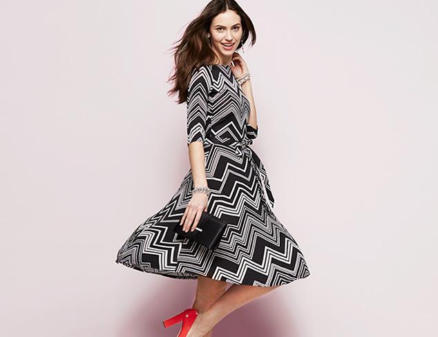 Dresses feat. Leota at MYHABIT