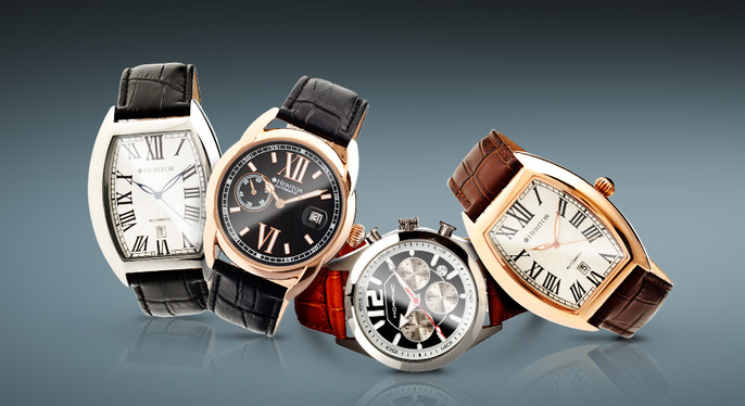 Essential Watches: Leather Straps at Gilt