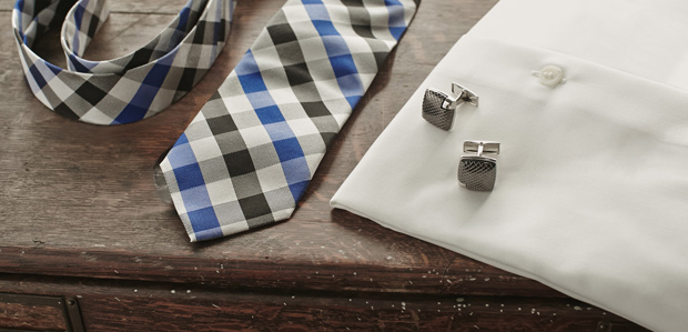 Everything but the Suit: Dress Shirts, Ties & More at Rue La La