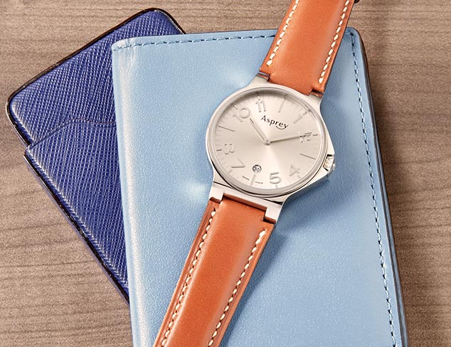 Fall Details: The Minimal Watch at MYHABIT